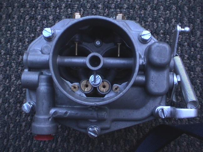 Zenith Throat on Zenith Carburetor List