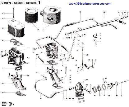 Edelbrock Carburetor Float Adjustment Diagram